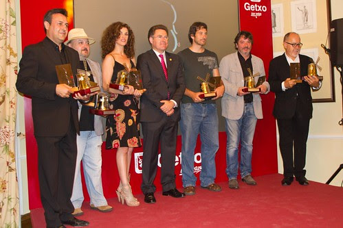 Gala premios Cinegourland 2012