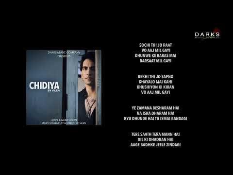 Vilen - Chidiya (Official Lyrical Video)