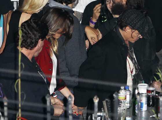 Jonny Depp, Amber Heard