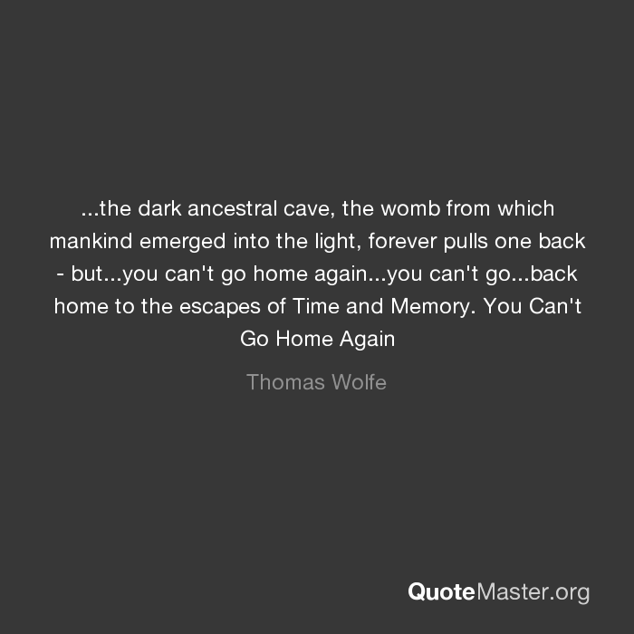 The Dark Ancestral Cave The Womb From Which Mankind Emerged Into
