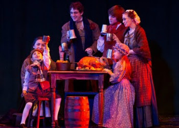 A Christmas Story Cast Walnut Street Theatre