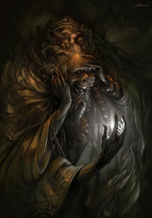 Thanatos by Apterus