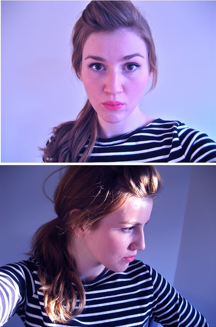 new lipstick.