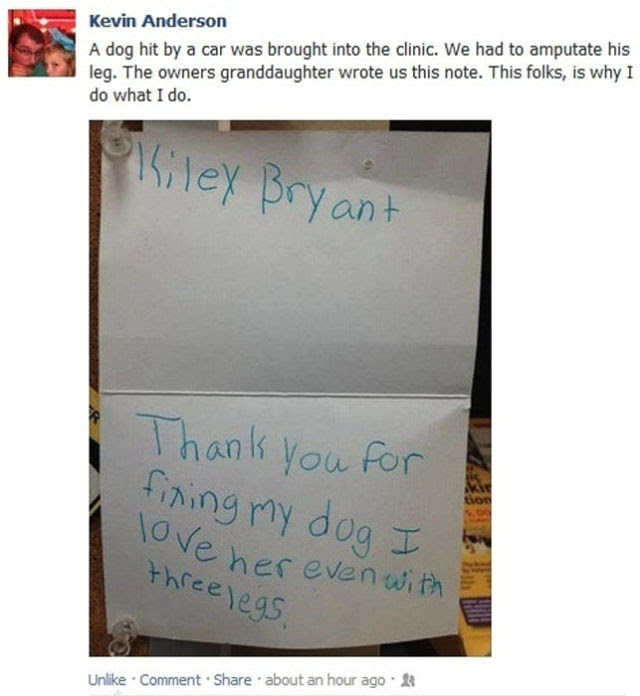 People Can Be Truly Wonderful