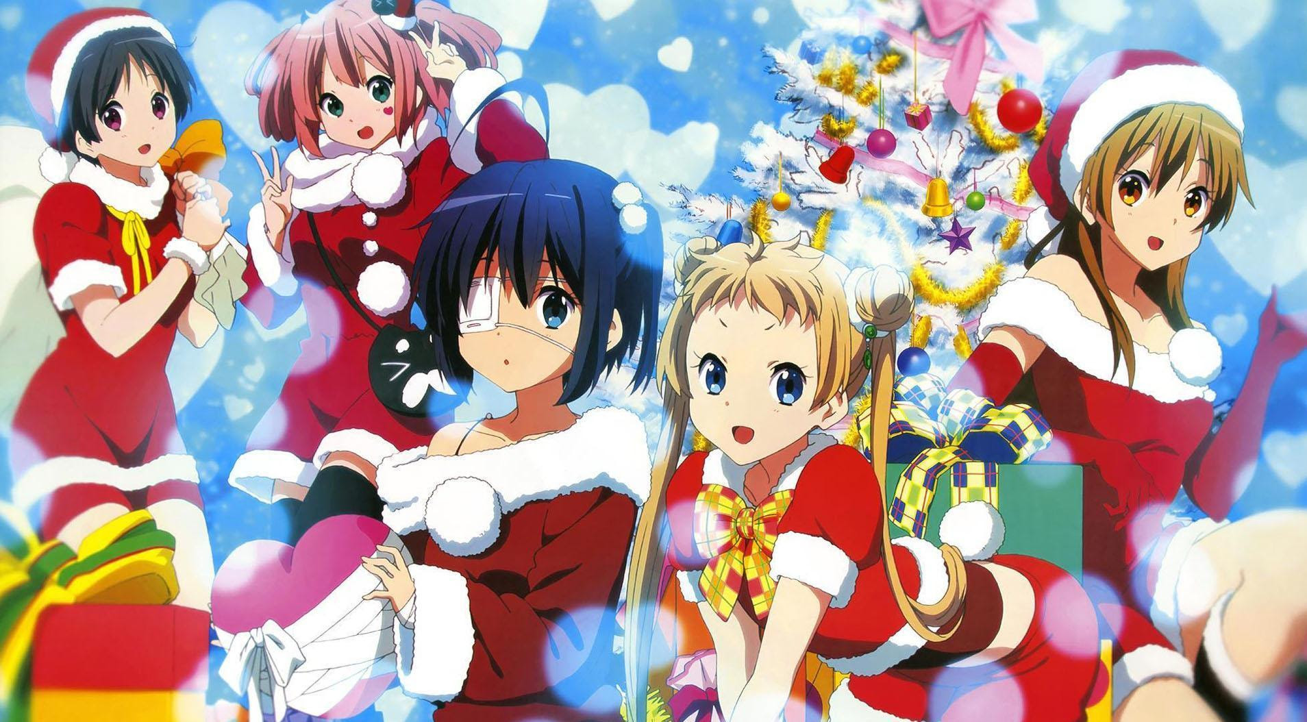 Navidad Characters Love Chunibyo And Other Delusions Foto
