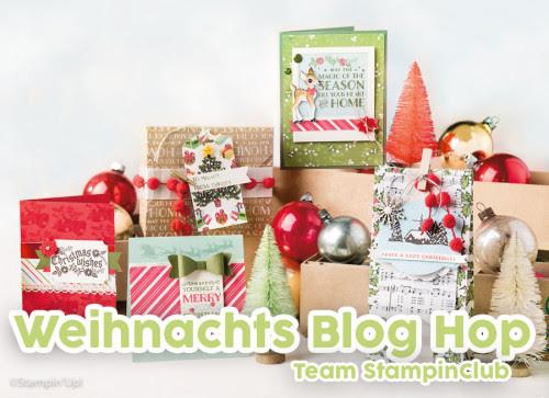 Blog Hop 20151129 Weihnachten