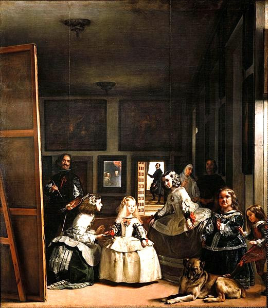Las meninas, 1656