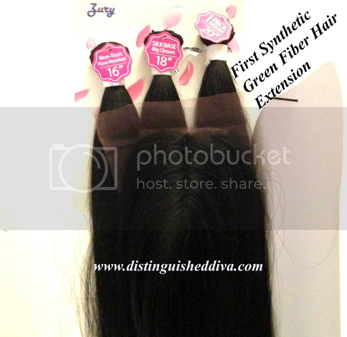 photo First Synthetic Green Fiber Hair Extension Review_zpsimunwoes.jpg