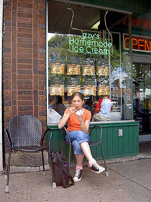 Geneva has an ice cream