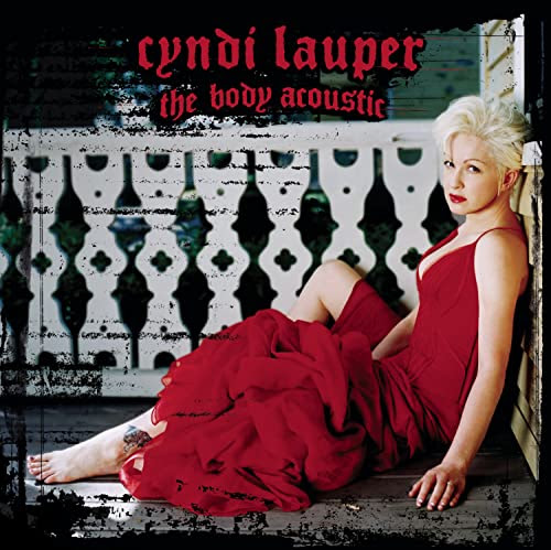 Cindy Lauper - The Body Acoustic