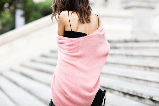 LE FASHION BLOG ALL ABOUT THE DETAILS LACY DRESS COZY CARDIGAN COLLAGE VINTAGE BLOGGER STYLE BLACK CAMI LACE SLIP DRESS LINGERIE LACY HEM OVERSIZED PINK CARDIGAN SWEATER 3.1 PHILLIP LIM MINI PASHLI SATCHEL BAG 4 photo LEFASHIONBLOGALLABOUTTHEDETAILSLACYDRESSCOZYCARDIGAN4.jpg