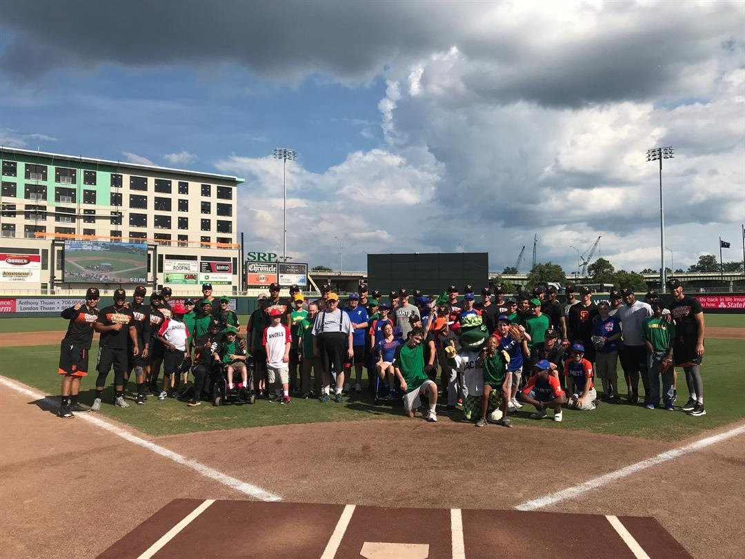 Ymca Miracle League Joins Augusta Greenjackets Wtoc Tv Savannah