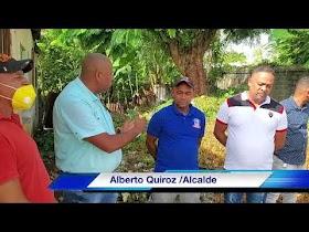 Alcaldía Castillo  interviene plaza Paseo de los Educadores