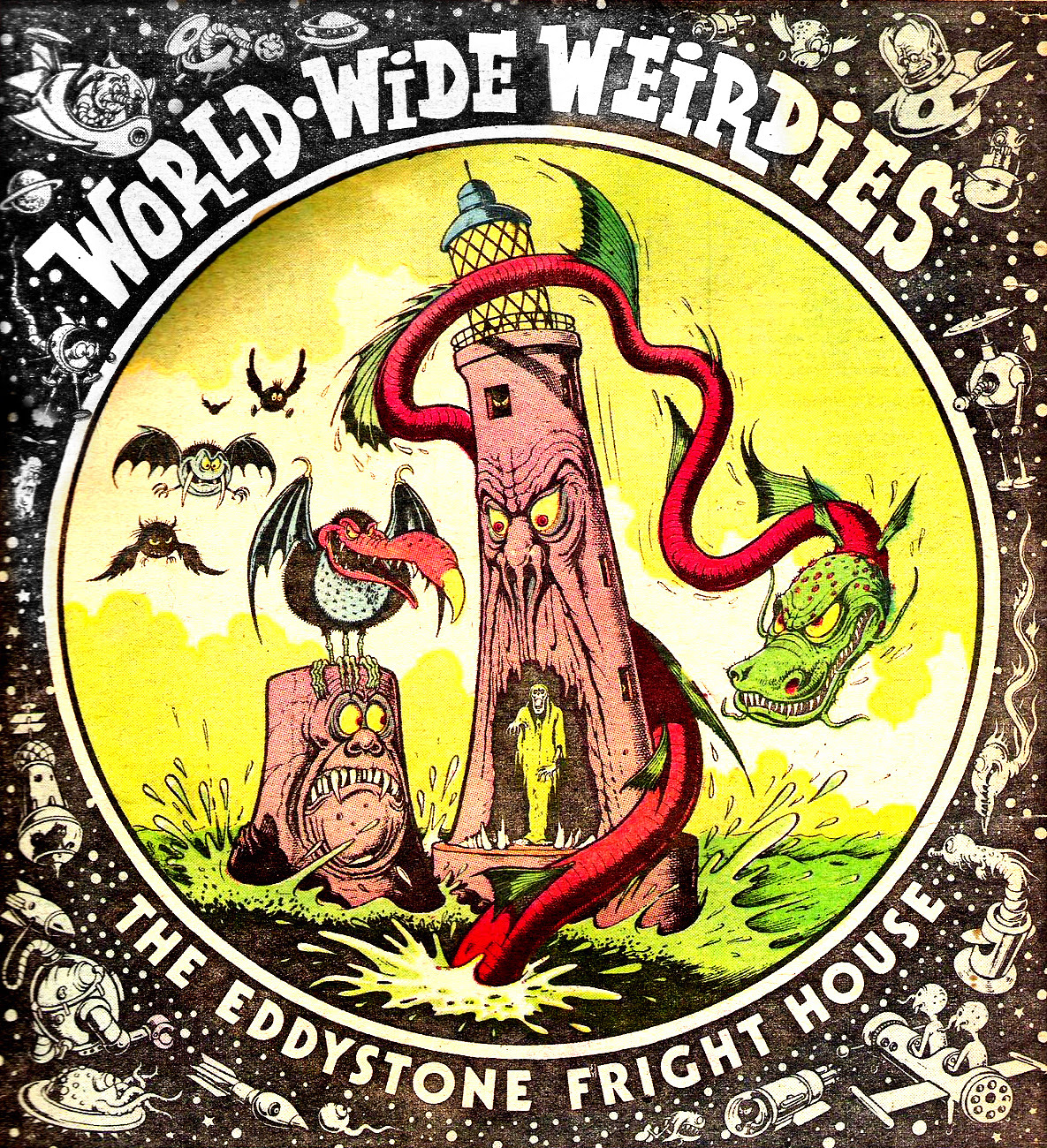 Ken Reid - World Wide Weirdies 72