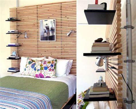 diy headboard  storage ideas  ikea headboard