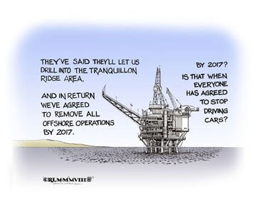 GET OIL OUT
