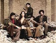 Il cast della fiction tv «Romanzo criminale»
