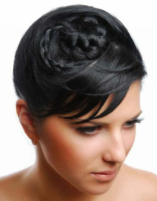Wedding  Hairstyles  for Short  Hair  2012 2013 Short