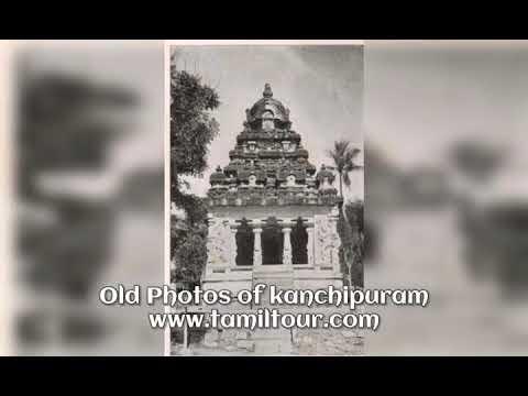 Kanchipuram in videos