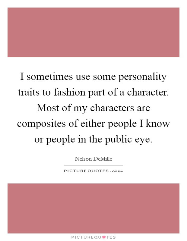 Personality And Character Quotes Sayings Personality And