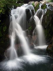 Falls on Paradise River