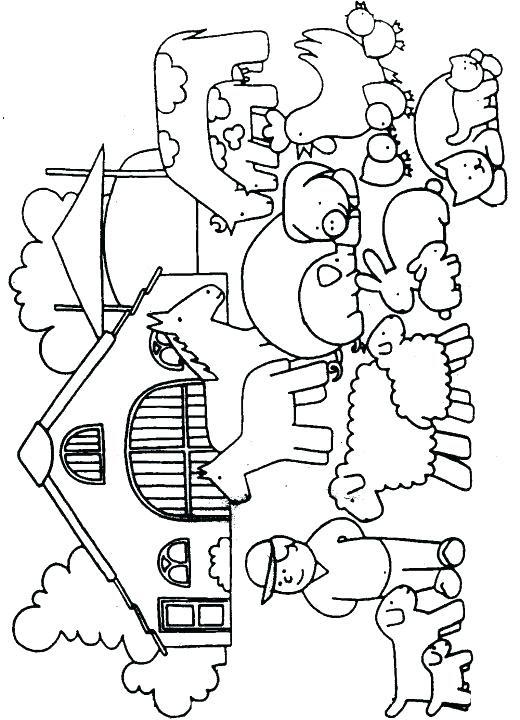Animal Farm Drawing at GetDrawings   Free download