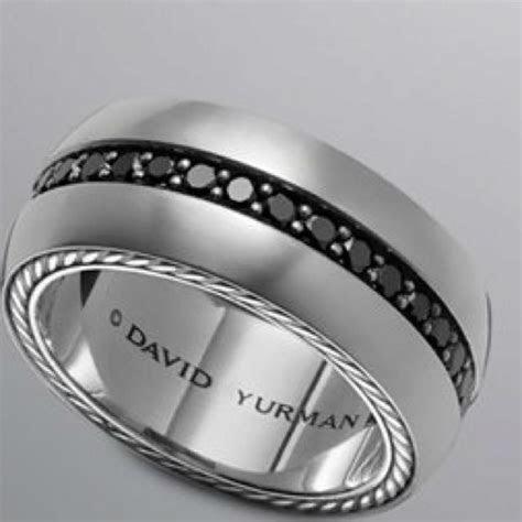 Mens wedding band, David Yurman, $1550.00 *FI liked this