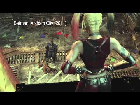 Novo vídeo dos bastidores de Batman: Arkham Knight