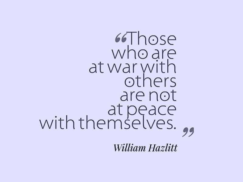 Quotes About Peace Awesome Quotes About Life