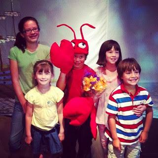 Crabby Cousins