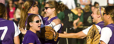 Bizarre end to softball game (Yahoo! Sports Blog)