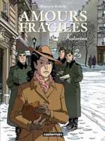 Amours fragiles - T4: Katarina, par Philippe Richelle, Jean-Michel Beuriot