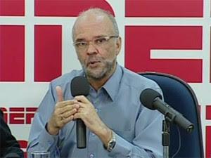 Luiz Cláudio Costa, presidente do Inep (Foto: Reprodução)