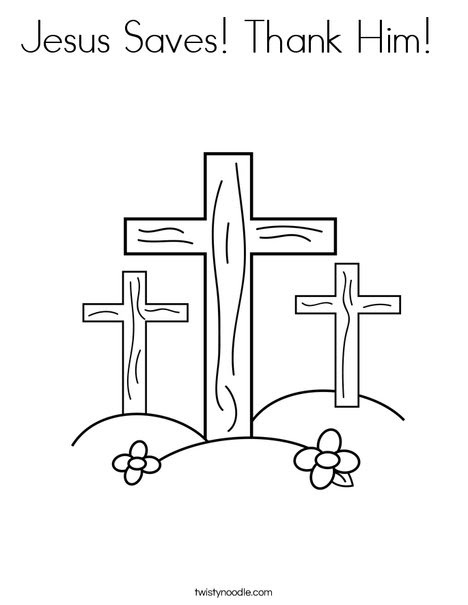 jesus saves thank him_coloring_page_png_468x609_q85