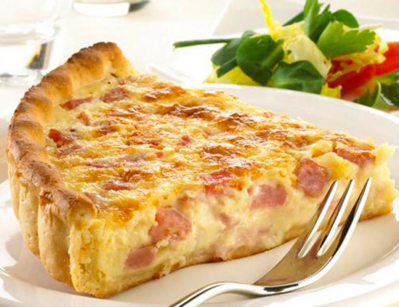 Rezept für Quiche Lorraine Rezept Food Foodblogger Blog Rezept einfach lecht simple nachmachen lecker gesund frisch