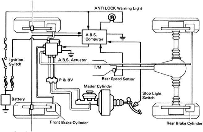 1994 Toyotum Camry Fuel Pump Wiring Diagram