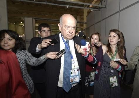 Insulza, Secretario General de la OEA