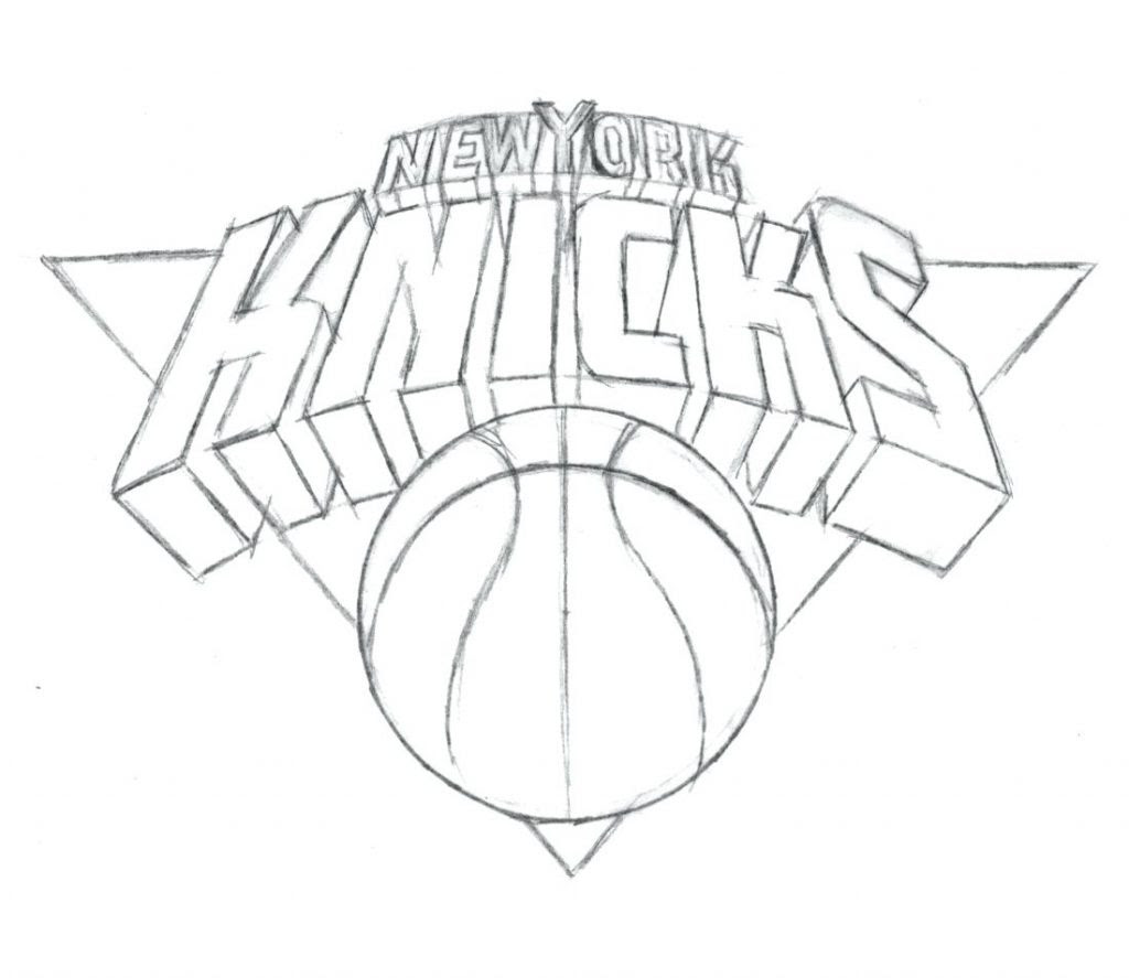 New York Giants Logo Coloring Page - wallpaper cute