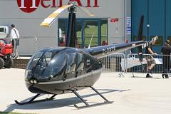 G-OPTF - 2003 build Robinson R44 Raven II