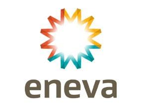 Eneva apresentou também a identidade visual da empresa (Foto: Divulgação)