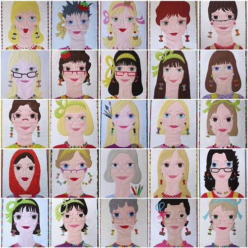 2013 Ladies so far.....Ladies 30 - 54