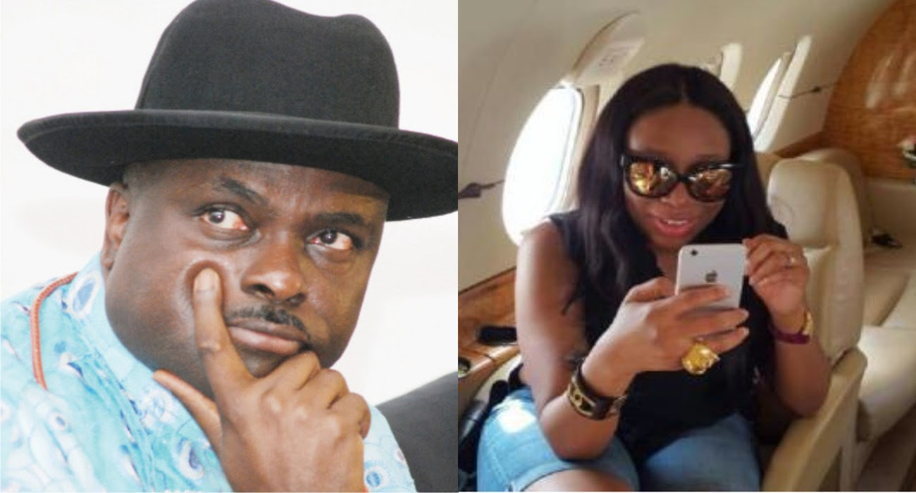 James Ibori Marries Senami Sosu As Second Wife?