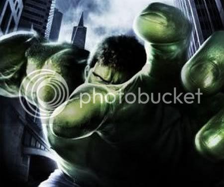 Bilheteria Hulk