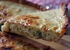 Tarta de Queso y Cebolla 107