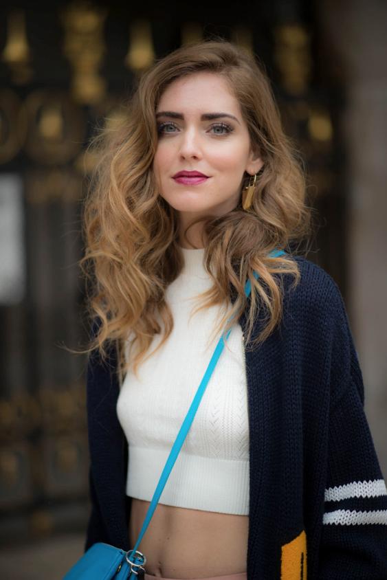 Chiara Ferragni | PFW | Stella look by Timur Emek