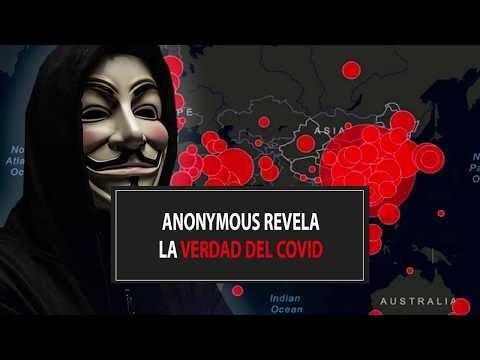 ¿Anonymous revela la verdad del Covid?