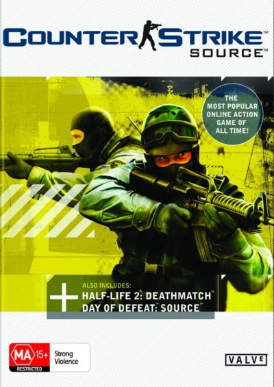 Counter Strike Source 2012 Full Game v1.0.0.69 + AutoUpdate 2012  download