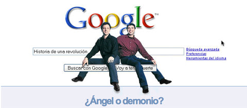 Google: ¿Ángel o demonio?