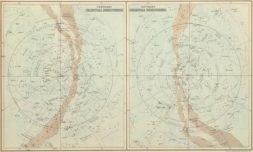 celestial hemispheres