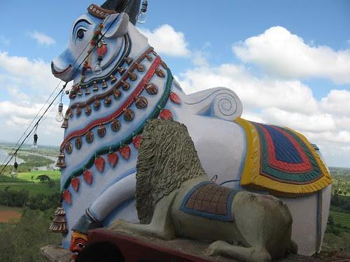 Panchalinga Darshana at Talakadu in Karnataka